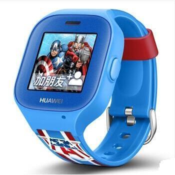 华为 HUAWEI 迪士尼儿童智能手表(GPS定位电话通话防水彩屏插卡手机手环小学生男孩女孩礼物)