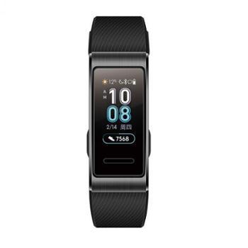 华为手环3 Pro (高清彩屏+智能手环+睡眠监测+触控+GPS+游泳+支付+Android+IOS通用+运动手环)