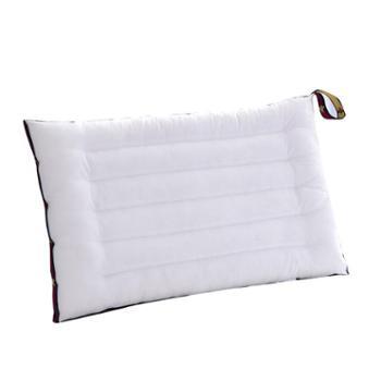 英国雅迪娜家纺舒适深睡眠全棉低枕头喜莱雅
