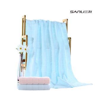 三利梦想浴巾2条特惠装3237-2