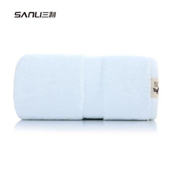 三利圣托里尼A标纯棉浴巾两条特惠装JS315-2