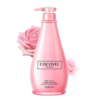 cocovel蔻露薇香水香氛护发素深层滋养C10水润蛋白多功效护发素750ml香氛SPA系列