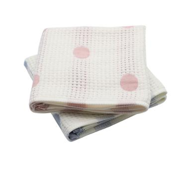 金丝莉/KINTHERI双层纱抑螨毛巾抑菌毛巾