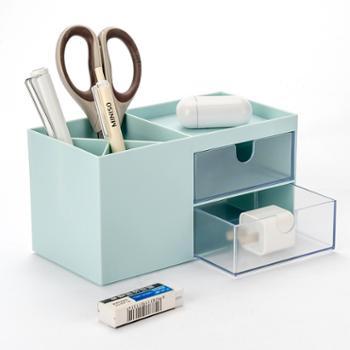 MINISO/名创优品桌面抽屉收纳盒大号多用收纳盒