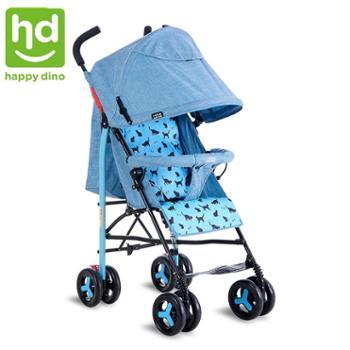 好孩子小龙哈彼伞车婴儿推车轻便夏季宝宝可躺可折叠手推车LD399H/Q