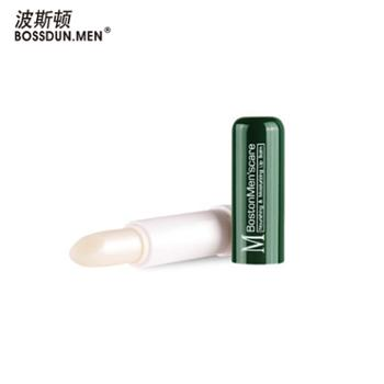BOSSDUN.MEN/波斯顿 男士润唇膏护理保湿滋润补水防干裂薄荷味