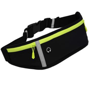 gangsta防水运动腰包户外健身跑步腰包骑行腰包手机包2019-5-18