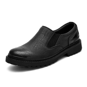 上匠风华男士韩版休闲单鞋63316