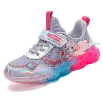 朵尼朵米 中大童女童运动鞋168W