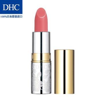 【官方直售】DHC尊贵美容液唇膏2.4g保湿滋润唇彩珊瑚色斩男色口红不易脱色