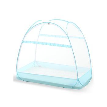BELOPO/贝乐堡婴儿儿童蚊帐罩免安装防摔可折叠便携蒙古包宝宝婴儿床蚊帐