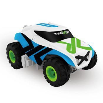 Silverlit/银辉 迷你越野折叠特技四驱车儿童电动遥控小汽车赛车男孩玩具