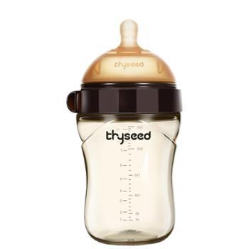 世喜 宝宝断奶神器大容量奶瓶PPSU耐摔宽口径新生婴儿防呛防胀气