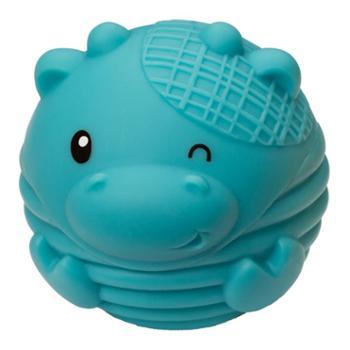 Infantino/婴蒂诺 婴儿宝宝儿童手抓球彩色软胶摇摇乐玩具