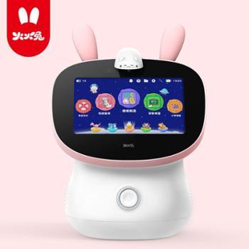 火火兔智能绘本阅读机器人语音对话儿童伴读早教机课本同步学习机