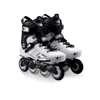 乐秀RX5轮滑鞋成人溜冰鞋成年旱冰鞋男女专业平花鞋直排轮