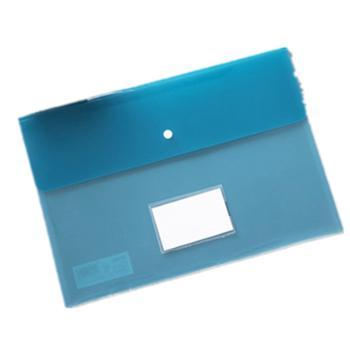 得力5506按扣文件袋X2个A4