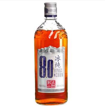 古越龙山冰纯8度黄酒500ml