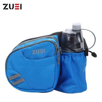 卓一生活(ZUEI)朗行腰包喷雾水杯运动套装