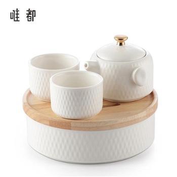 W唯都水悦西点茶具W-S24