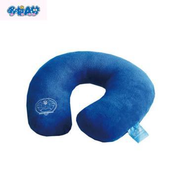 哆啦A梦U型枕蓝色