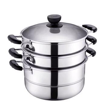 Supor/苏泊尔【SZ26B3】不锈钢蒸锅