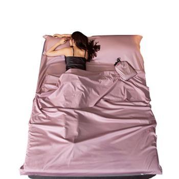 伊伊爱60S长绒棉纯棉旅行隔脏健康睡袋130*210cm