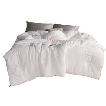 伊伊爱提花大豆保暖冬被被芯床上用品7-8斤