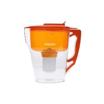 飞利浦净水壶净水器家用直饮自来水过滤器滤水壶净水杯WP2805