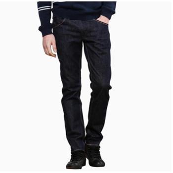 levis李维斯18173-0014501CT男黑色小脚牛仔裤