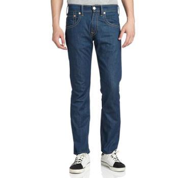 levis李维斯15481-0000513男修身小直筒牛仔裤