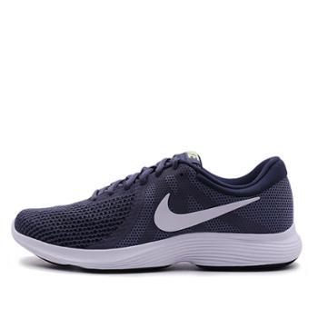 Nike耐克REVOLUTION4男子跑步鞋轻便透气减震908988004H