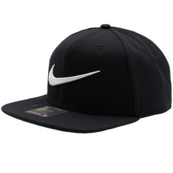 Nike耐克帽子经典LOGO鸭舌帽639534-011