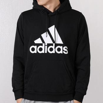 Adidas阿迪达斯男装休闲运动服连帽卫衣套头衫DQ1461-FS