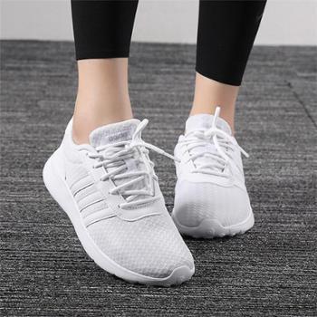 adidas阿迪达斯女鞋网面透气休闲鞋运动跑步鞋F34672