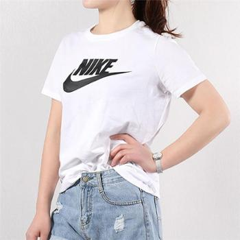 NIKE耐克女子运动休闲短袖T恤BV6170-100