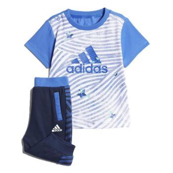 阿迪达斯adidasINFTEE34SET婴童训练套装CX3477-M