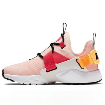 Nike耐克女子AIRHUARACHE华莱士缓震跑步鞋AH6804-601
