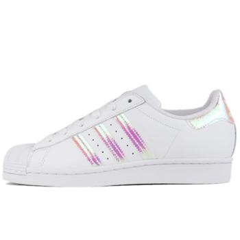 adidas阿迪达斯三叶草女鞋贝壳头休闲鞋板鞋运动鞋FV3139T