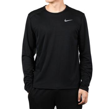 耐克男装休闲运动上衣圆领套头长袖T恤BV4754-010