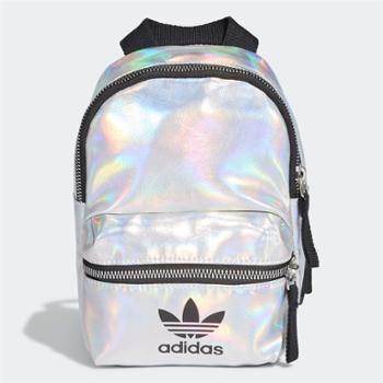 阿迪达斯adidas三叶草女子休闲小双肩背包FL9633