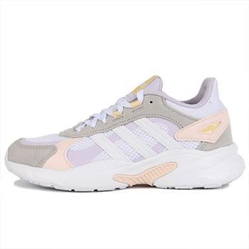 阿迪达斯adidasneo女子跑步休闲运动鞋FY7828