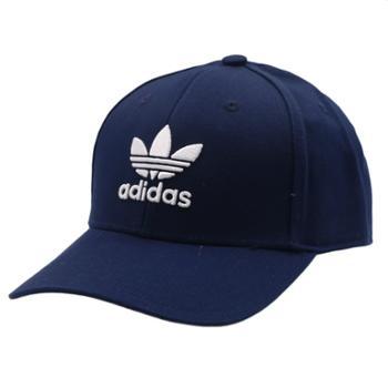 阿迪达斯adidas三叶草男女运动帽子DV0174