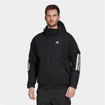 阿迪达斯adidas外套男装冬季户外运动保暖棉服FT2447