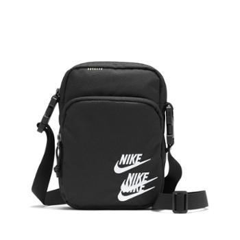 Nike耐克HERITAGESMALLITEMS单肩包收纳刺绣隔层新款DH3080