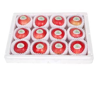 鑫耕田 优质富士苹果 12枚 甜脆爽口入口留香 单果重180克左右