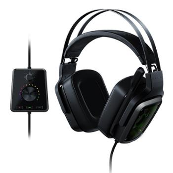 Razer/雷蛇迪亚海魔7.1V2头戴式电竞有线带麦游戏耳机物理声道
