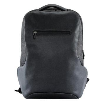 商旅多功能双肩包商务电脑包15.6英寸双肩背包耐磨防泼水黑色