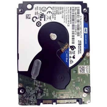 西部数据(WD)笔记本硬盘蓝盘2TBSATA6Gb/s5400转128M