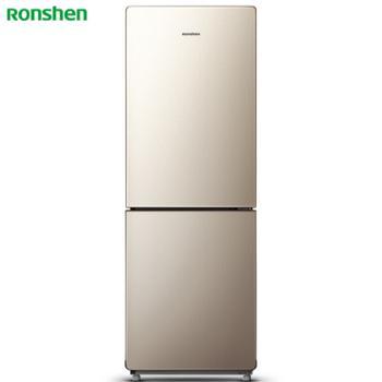 容声/Ronshen小型两门冰箱风冷无霜抗菌静音节能经济实用BCD-172WD11D